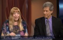 Janet Kira Lessin Dr Sasha Lessin Authors Anunnaki Gods No More