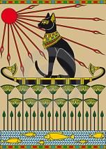 egypt-cat