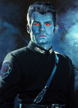 Blue Aliens Outboundthrawn