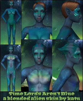 Blue Aliens tlab_preview