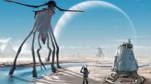 Extraterrestrials xenobiology_by_abiogenisis