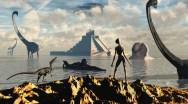 extraterrestrials prehistoric_alien_world__by_maspix-d34eiik-672x372