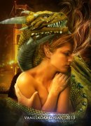 dragon_girl_by_vanesagarkova-d5x29pz