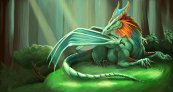 the_emerald_dragon_by_littlemeesh-d4ua1bf