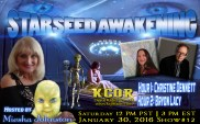 Chrisitne-Dennett-Kesara-Byron-Lacy-Starseed-Awakening-Miesha-Johnston-KCOR-Digital-Radio-Network