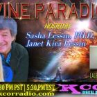 Laura Eisenhower ~ 03/29/16 ~ Divine Paradigm ~ KCOR Radio ~ Janet & Dr. Sasha Lessin