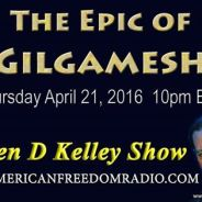 Steven D. Kelley Show ~ 04/28/16 ~ Interviews Sasha Lessin, Ph. D.