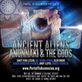 Ancient Aliens Anunnaki Gods June 18 2016 Online Conference_