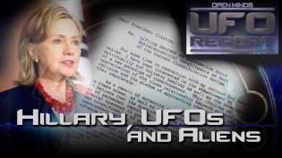 Hillary UFOs aliens disclosure maxresdefault