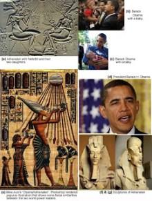 Akhenaten_Obama 1