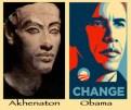 Obama Akhenaten Clone