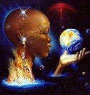 Spiritual Walk-in-Cosmic Mother