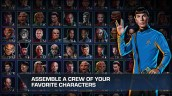 Star Trek characters unnamed