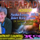 Nathan Rosenblum ~ 09/06/16 ~ Divine Paradigm ~ KCOR ~ Janet & Dr. Sasha Hosts