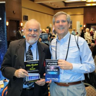 Ray and Stanton Friedman IUFOC 2016 Trading Books