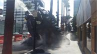 jim marrs BE Book Release Event - Hollywood Blvd - Crashed Alien Spacecraft_1