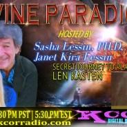 Len Kasten ~ 05/31/16 ~ Divine Paradigm ~ Hosts Janet Kira & Dr. Sasha Lessin