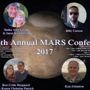 MARS Conference ~ 6th Annual ~ May 2017 is the topic of today's LIVE stream.