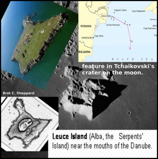 Thoth leuce island tsiokolvsky
