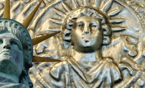 Liberty Goddess Inanna q