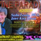 Mary Rodwell ~ 02/28/17 ~ Divine Paradigm ~ KCOR ~ Hosts Janet Kira & Dr. Sasha Lessin