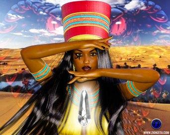 Zion Zeta Queen-Bianca