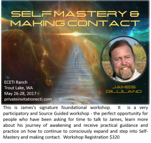 James Gilliland Self Mastery 2017 poster