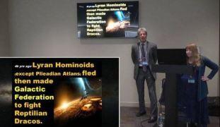 Mars Conference 2017 Mobile AL Janet & Dr Sasha Lessin