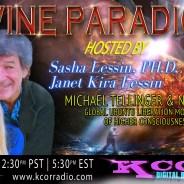 Michael Tellinger & Neil Gaur ~ 05/30/17 ~ Divine Paradigm ~ KCOR ~ Hosts Janet Kira Lessin & Dr. Sasha Alex Lessin