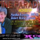 Dr. Irena Scott ~ 06/20/17 ~ Divine Paradigm ~ KCOR ~ Hosts Janet Kira Lessin & Dr. Sasha Lessin