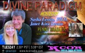 Penny-Bradley-Secret-Space-Programs-and-Super-Soldier-Divine-Paradigm-Dr-Sasha-Lessin-Janet-Kira-Lessin-KCOR-Digital-Radio-Network-Flyer