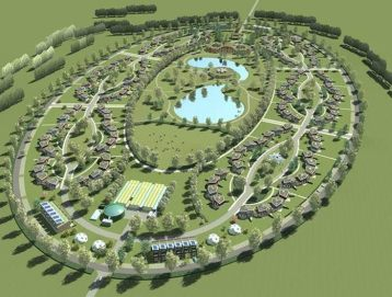 Rhinehold Zieglar Smart Eco-Village City