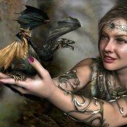 Taming Dragons on Pyramids on Mars ~ Kevin Estrella Interviews Janet Kira Lessin