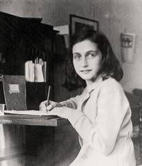 Anne Frank & Barbro Karlen index