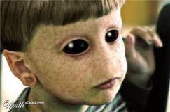 Alien Hybrid Children 123121 images