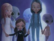 Alien Hybrid Children 97979779 images