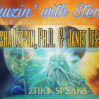 Cruzin With Steak ~ Janet Kira Lessin & Dr. Sasha Alex Lessin