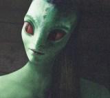 Tall White Reptilian Aliens Laserta-foto22