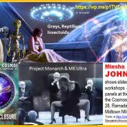 Miesha Johnston, Tana Newberry & Geraldine Orozco ~ 08/21/18 ~ Sacred Matrix ~ Hosts Janet Kira Lessin & Dr. Sasha Alex Lessin