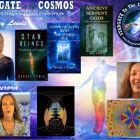 Betsey Lewis & Aurora ~ 09/02/18 ~ Sacred Matrix ~ Revolution Radio ~ Hosts Janet Kira Lessin & Dr. Sasha Alex Lessin
