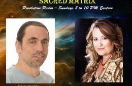Ravi Singh (1st Hour), Cassandra Vanzant (2nd hour) ~Sacred Matrix ~ Revolution Radio ~ Hosts Janet Kira & Dr. Sasha Alex Lessin