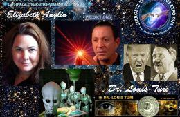 Elizabeth Anglin (1st Hour) & Dr. Louis Turi (2nd Hour) ~ 11/11/18 ~ Sacred Matrix ~ Hosts Janet Kira Lessin  & Dr. Sasha Alex Lessin