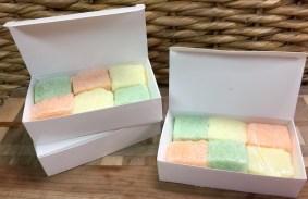 Pumpkin Brown Sugar, Hello Sweet Thang & Pineapple Cilantro Sugar Scrub Cubes