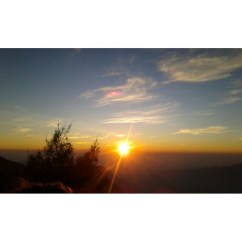 Sunrise from Penanjakan, Tengger Highland