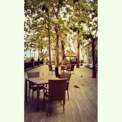 Late Lunch in Plataran Borobudur