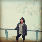 I MADE IT! IJEN!