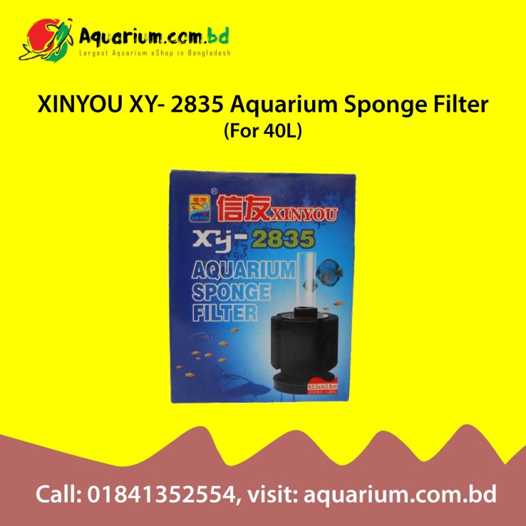 Aquarium Sponge Filter Xinyou XY- 2835