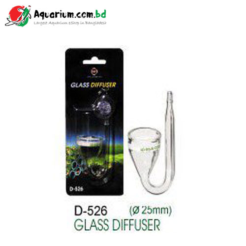 Glass Diffuser D-526 by UP AQUA