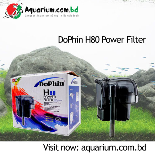 DoPhin H80 Power Filter
