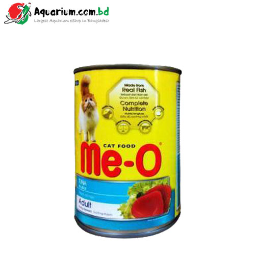 Me-O Cat Food-Tuna-Adult(400g)